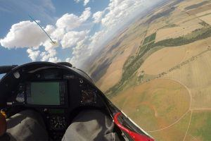 Sailplane cross country flying