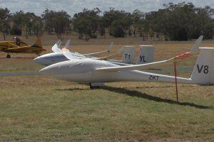 Gliders Ventus Jonker