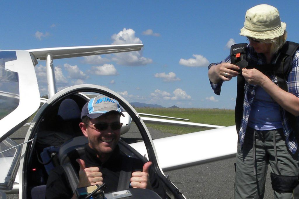 Learn to fly gliders